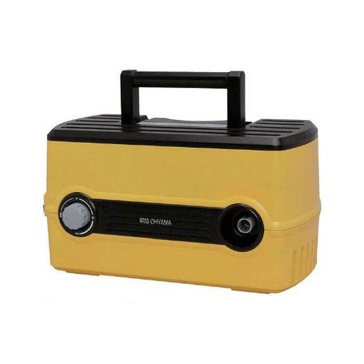 【個数:1個】IRIS FBN604YE 高圧洗浄機 イエロー FBN-604-YE【送料無料】