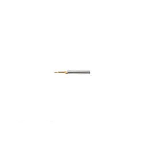 ユニオンツール HLRS204002480 超硬エンドミル ロングネックラジアス φ4XR0.2×有効長48
