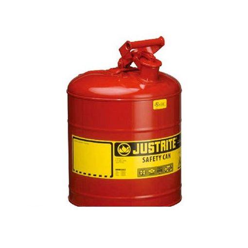 【個数:1個】ジャストライト J7150100 セーフティ缶 タイプ1 5ガロン
