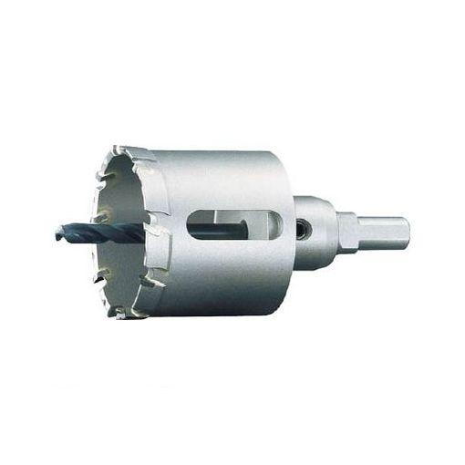 ユニカ MCTR60TN 超硬ホールソー メタコアトリプル ツバ無し 60mm