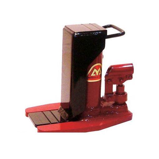 【個数:1個】マサダ MHC1TL 直送 代引不可・他メーカー同梱不可 爪付油圧ジャッキ