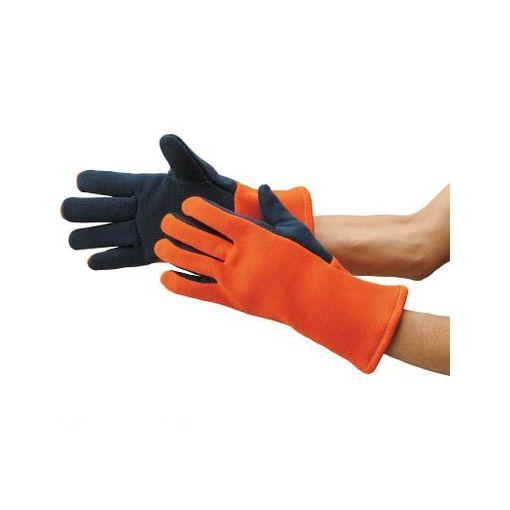 【あす楽対応】マックス MZ637 300℃対応耐熱手袋 ロングタイプ