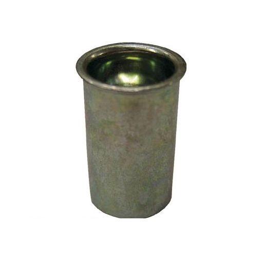 【あす楽対応】エビ[NAK435M] ナット(1000本入) Kタイプ アルミニウム 4-3.5【送料無料】
