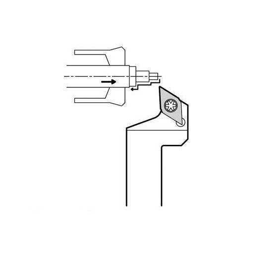 京セラ SDJCR1620JX11F15 スモールツール用ホルダ 【送料無料】
