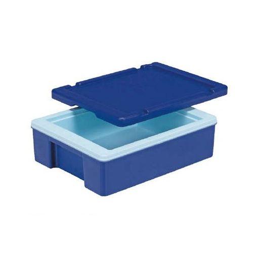 サンコー SKCB12P2BL サンコールドボックス12Pー2 青