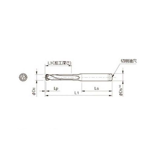 京セラ SS32DRC250M3 ドリル用ホルダ 【送料無料】