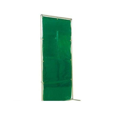【個数:1個】吉野 YS12JFG 遮光フェンスアルミパイプ 1×2 接続固定 グリーン【送料無料】