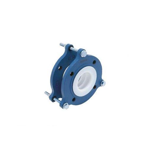 【あす楽対応】フッ素樹脂製防振継手(フランジ型)[ZTF500032] フッ素樹脂製防振継手(フランジ型)