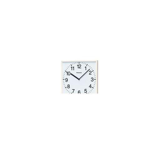 パナソニック Panasonic TCLF2103 310角クオーツ掛時計