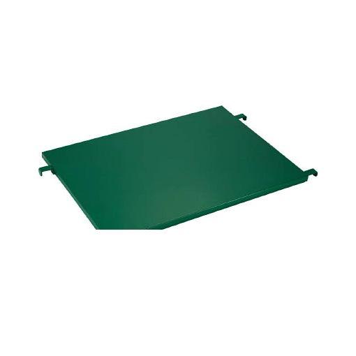 トラスコ中山 TRUSCO THT14TGN 直送 代引不可・他メーカー同梱不可 ハイテナー用中間棚板 1100X1100 緑