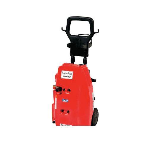【個数:1個】スーパー工業 SH0807KA 直送 代引不可・他メーカー同梱不可 モーター式 高圧洗浄機 SH-0807K-A 100V型 【送料無料】