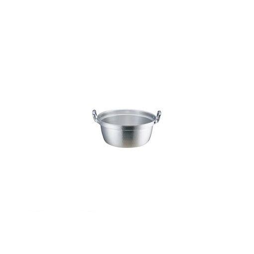 AEV02045 アルミDON打出円付鍋 45cm 4970197087459