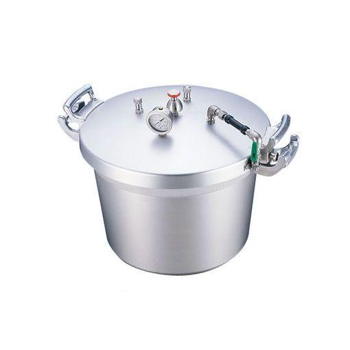 AAT15050 SAアルミ業務用圧力鍋 第2安全装置付 50l 4977449310716 【送料無料】