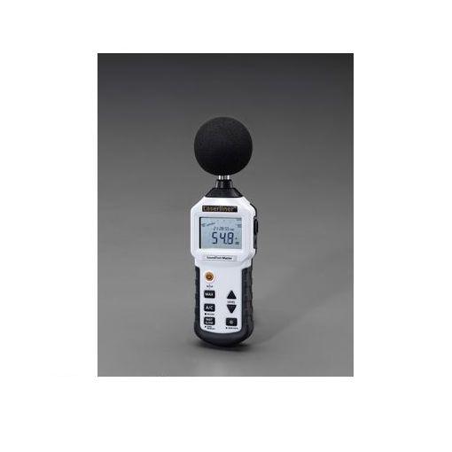 【個人宅配送不可】[EA706GA]「直送」【代引不可・他メーカー同梱不可】 デジタル騒音計 【送料無料】【キャンセル不可】