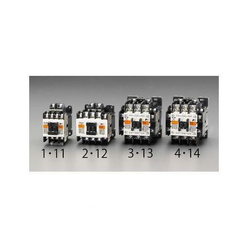 【個人宅配送不可】[EA940NB-12]「直送」【代引不可・他メーカー同梱不可】 200V/200V・  4 kw 電磁接触器(標準形) EA940NB12【キャンセル不可】