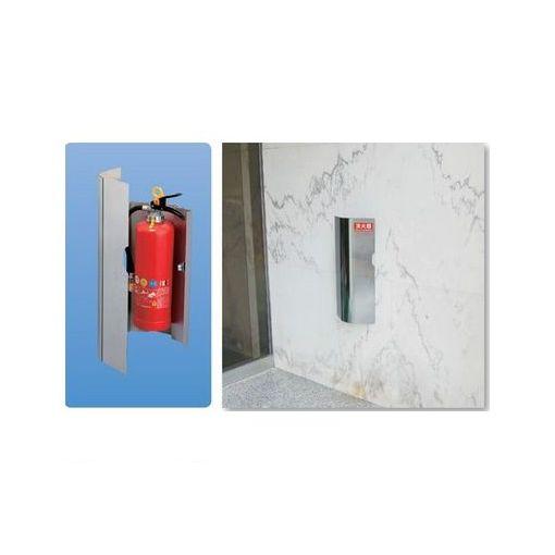 神栄ホームクリエイト(旧新協和)[SK-FEB-04K] 消火器ボックス(壁付型) SKFEB04K