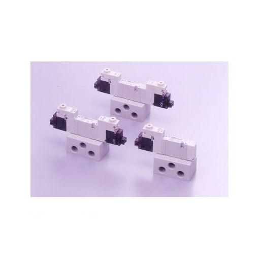 クロダニューマティクス A05PS25-1P-01-E パイロット形電磁弁 ベース付 A05PS251P01E