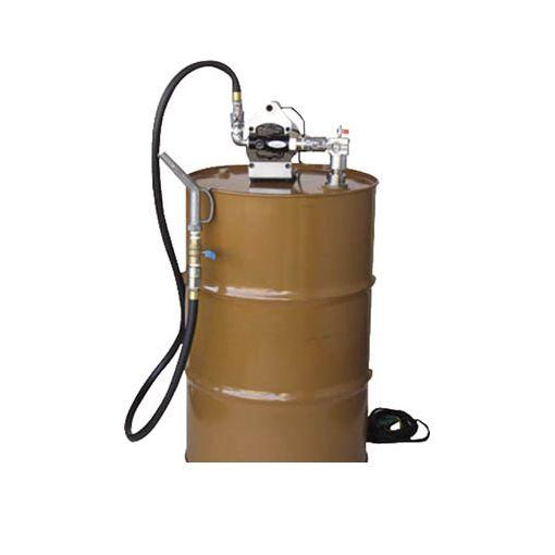 【個数:1個】アクアシステム アクア EVD100H 直送 代引不可・他メーカー同梱不可 ドラム缶用電動オイルポンプ