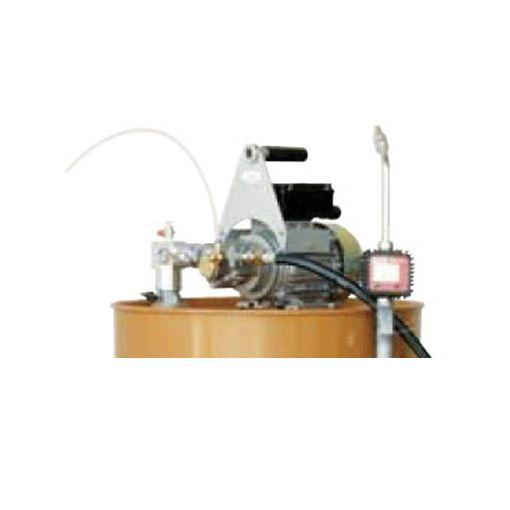 【個数:1個】アクアシステム(アクア) [EVVD20K400]「直送」【代引不可・他メーカー同梱不可】 ハンディ電動オイルポンプ ドラム用 100V