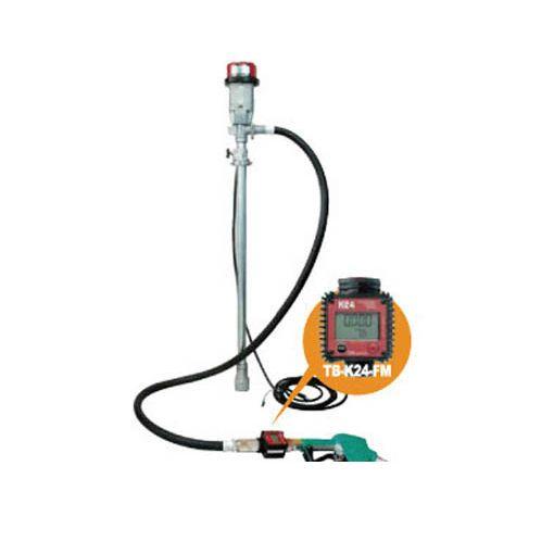 【個数:1個】アクアシステム アクア FA100ATNK24 直送 代引不可・他メーカー同梱不可 電動ドラムポンプ 灯油・軽油用