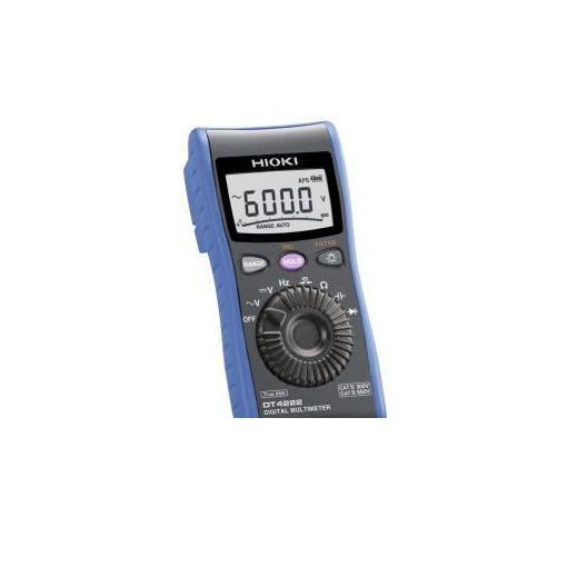 【あす楽対応】日置電機 [DT4222] デジタルマルチメータ