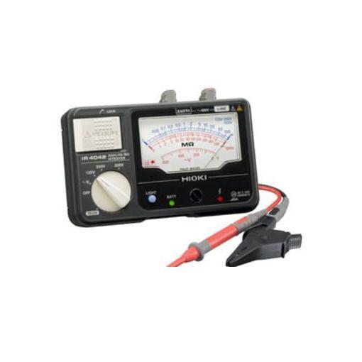 日置電機 IR4042-10 メグオームハイテスタ 4レンジ・L9787付 IR404210