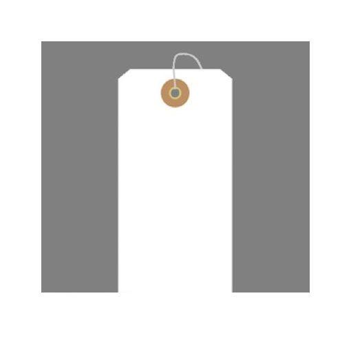 ササガワ タカ印 25-170 荷札 布札白 防水加工仕上 25170【AKB】 【送料無料】