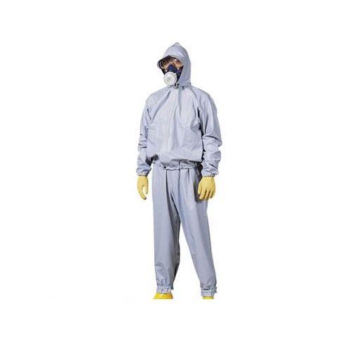 重松製作所 [07962] 開放形防護服PS-420Kズボンのみ