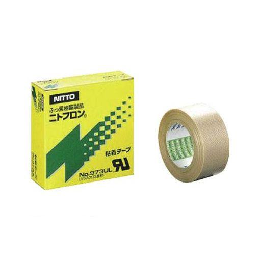 日東電工 973X18X10 ニトフロン粘着テープ 20入 【送料無料】