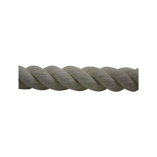 ユタカメイク C16200 ロープ 綿ロープ巻物 16φ×200m