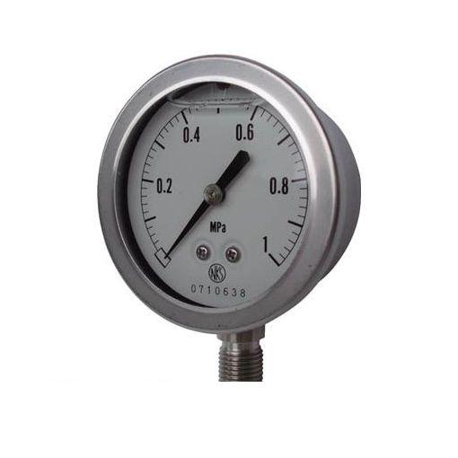長野計器 株 GV5012325.0MP グリセリン入圧力計