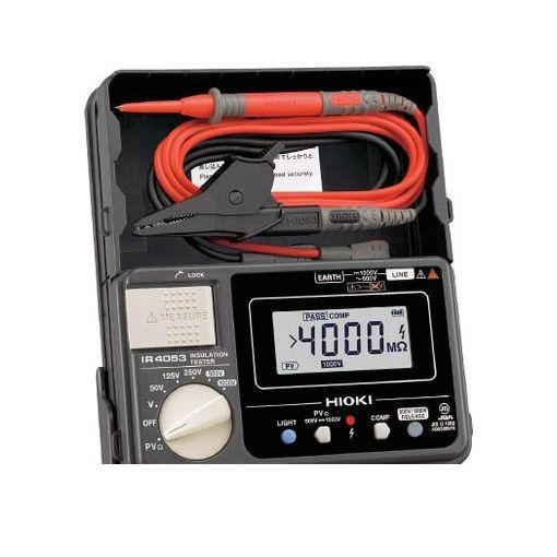 日置電機 IR405310 太陽光発電システム用絶縁抵抗計IR4053-10