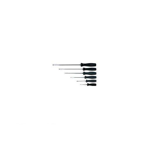 【あす楽対応】スナップオン・ツール JHW100P6SD マイナスドライバーセット 6本【送料無料】