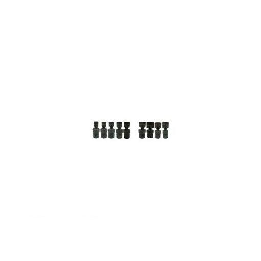 スナップオン・ツール JHW36910 3/8ドライブ ユニバーサルソケットセット インパクト 10個【送料無料】
