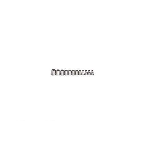 スナップオン・ツール JHWMSB12HRC 3/8ドライブ ショートソケットセット 6角 12個【送料無料】