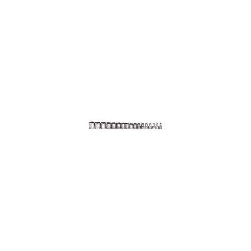 スナップオン・ツール JHWMSB17RC 3/8ドライブ ソケットセット 12角 17個【送料無料】