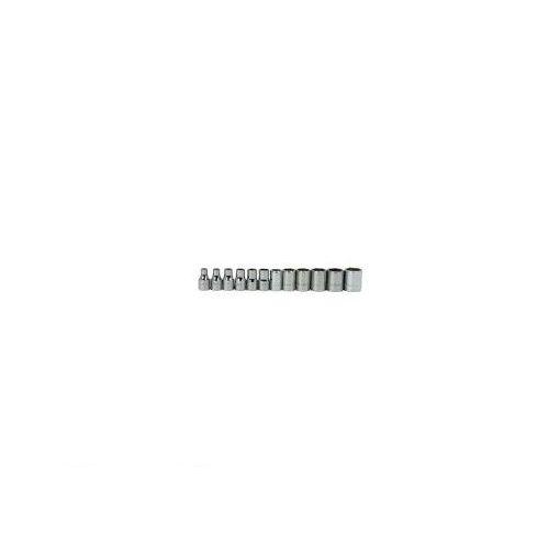 【あす楽対応】スナップオン・ツール [JHWMSM12HRC] 1/4ドライブ ソケットセット 6角 12個【送料無料】