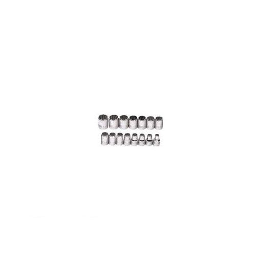 スナップオン・ツール [JHWMSS15RC] 1/2ドライブ ソケットセット 12角 15個【送料無料】