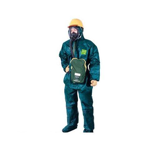 重松製作所 [MC4000122L] 全身化学防護服【限定仕様】MC4000-122 L