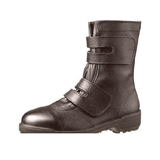 ミドリ安全 MZ035J25.5 安全長編上靴マジックタイプ 25.5cm