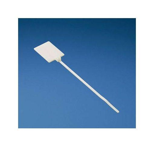 パンドウイットコーポレーション日本支社 PLF1MAM10 旗型タイプナイロン結束バンド 白【送料無料】