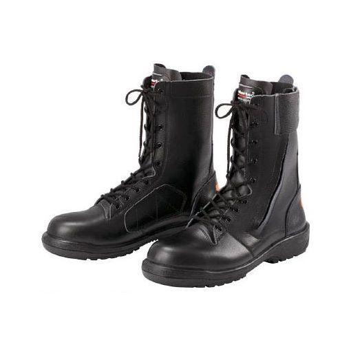 ミドリ安全 [RT731FSSP422.5] 踏抜き防止板入り ゴム2層底安全靴 RT731FSSP-4 22.5