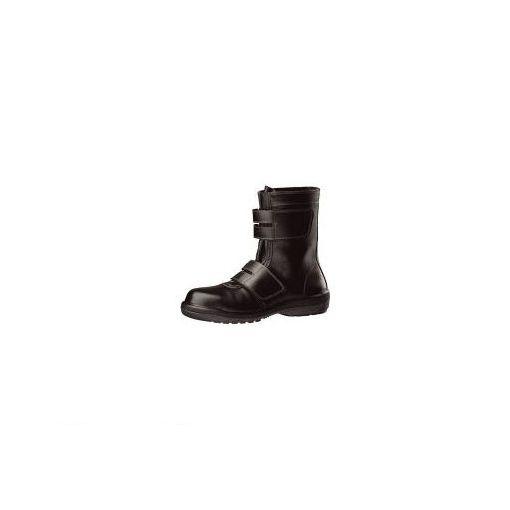 【あす楽対応】ミドリ安全 RT73524.5 ラバーテック安全靴 長編上マジックタイプ【送料無料】