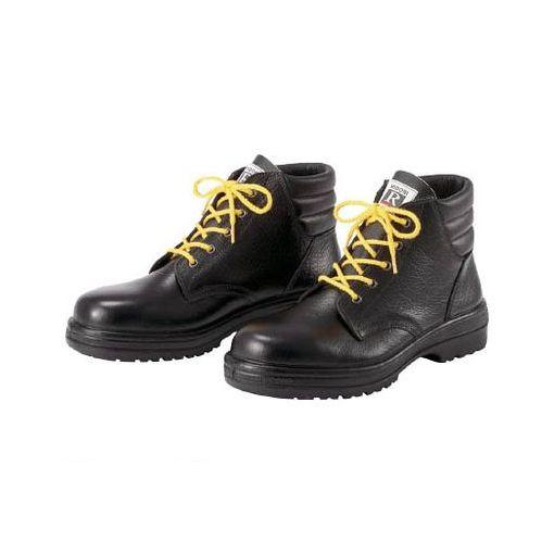ミドリ安全 RT920S23.5 静電中編上靴 23.5cm