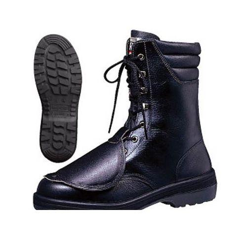 ミドリ安全 [RT930KP23.5] 甲プロ付き ゴム2層底安全靴 RT930KP 23.5CM【送料無料】