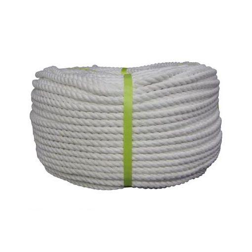 ユタカメイク [S10200] ロープ ポリエステルロープ巻物 10φ×200m