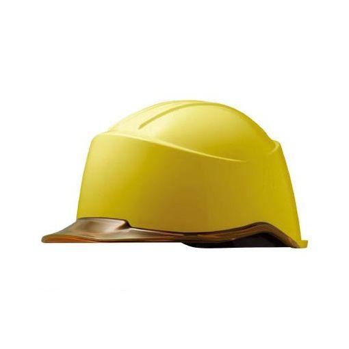 ミドリ安全 SC15PCLNSRA2KPYBR PC製ヘルメット フェイスシールド付 多機能タイプ 2入 【送料無料】
