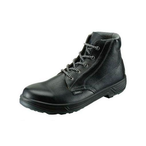 シモン [SS2230.0] 安全靴 編上靴 SS22黒 30.0cm【送料無料】