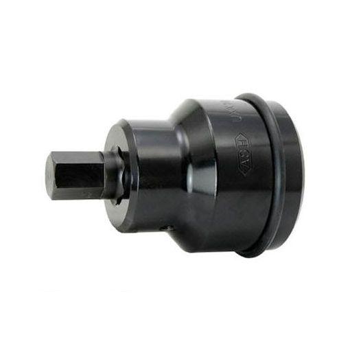 旭金属工業 UXX1022 インパクトレンチ用ヘキサゴンソケット38.1□×22mm
