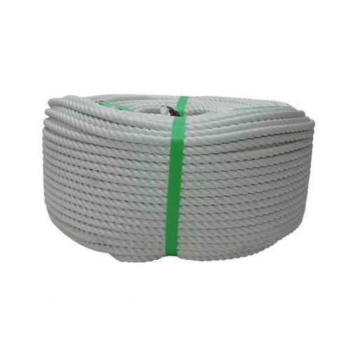 ユタカメイク V10200 ロープ クレモナロープ巻物 10φ×200m